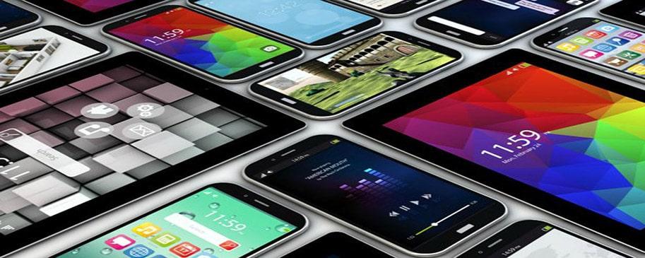 انواع صفحه نمایش موبایل