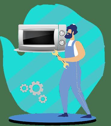 آموزش تعمیرات ماکروفر