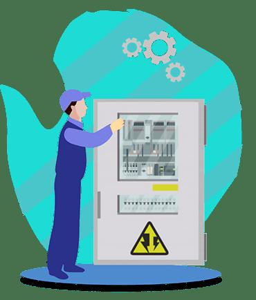 آموزش طراحی تابلو برق صنعتی