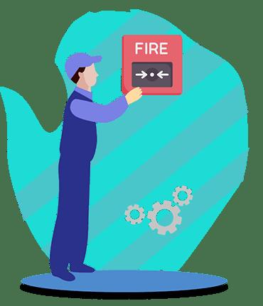 آموزش نصب اعلام حریق