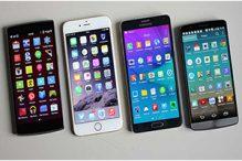 عملکرد قسمت های مختلف موبایل