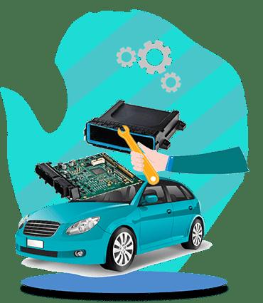 آموزش تعمیرات ecu خودرو