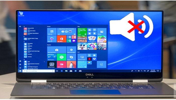 مشکلات اسپیکر لپ تاپ