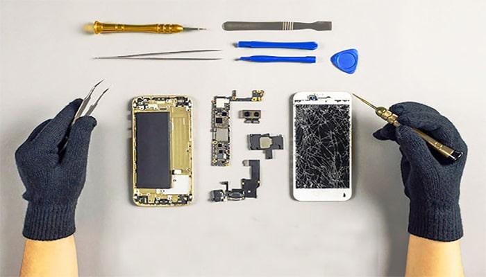 شغل تعمیرات موبایل