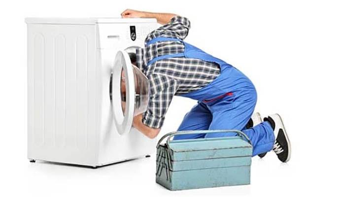 داغ شدن آب لباسشویی