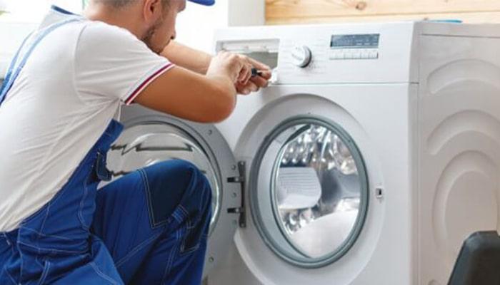 داغ شدن آب ماشین لباسشویی