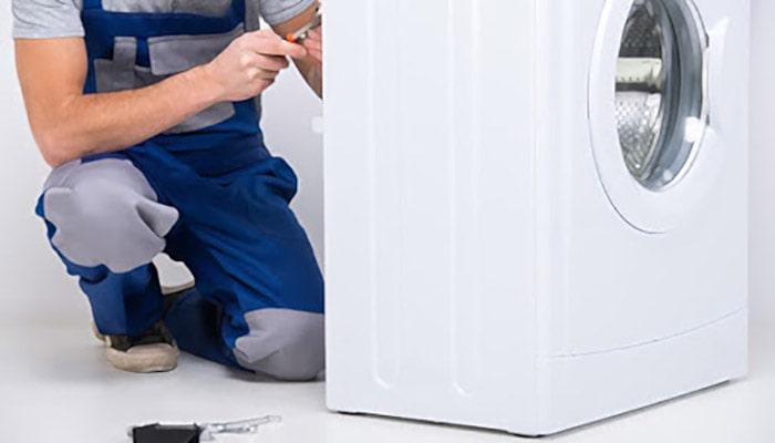 نشانه های نیم سوز شدن ماشین لباسشویی