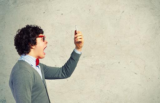 رایج ترین مشکلات گوشی های هوشمند